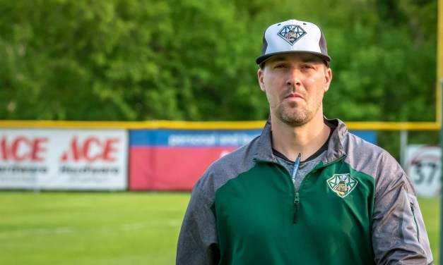 Haggerty Returns for Third Season to Lead the Mohawk Valley DiamondDawgs