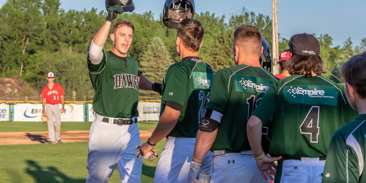 Dawgs Hand Amsterdam First Loss With Late-Inning Dramatics