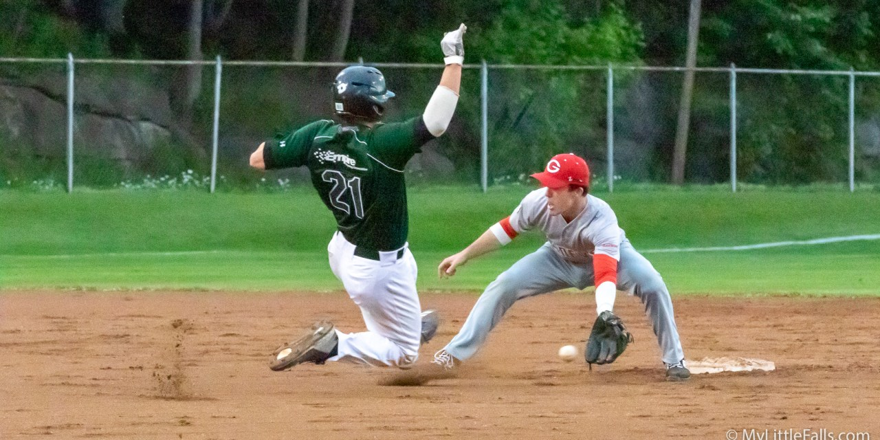 Red Wings Fly Through The Raindrops, Edge Mohawk Valley in Low-Scoring Affair
