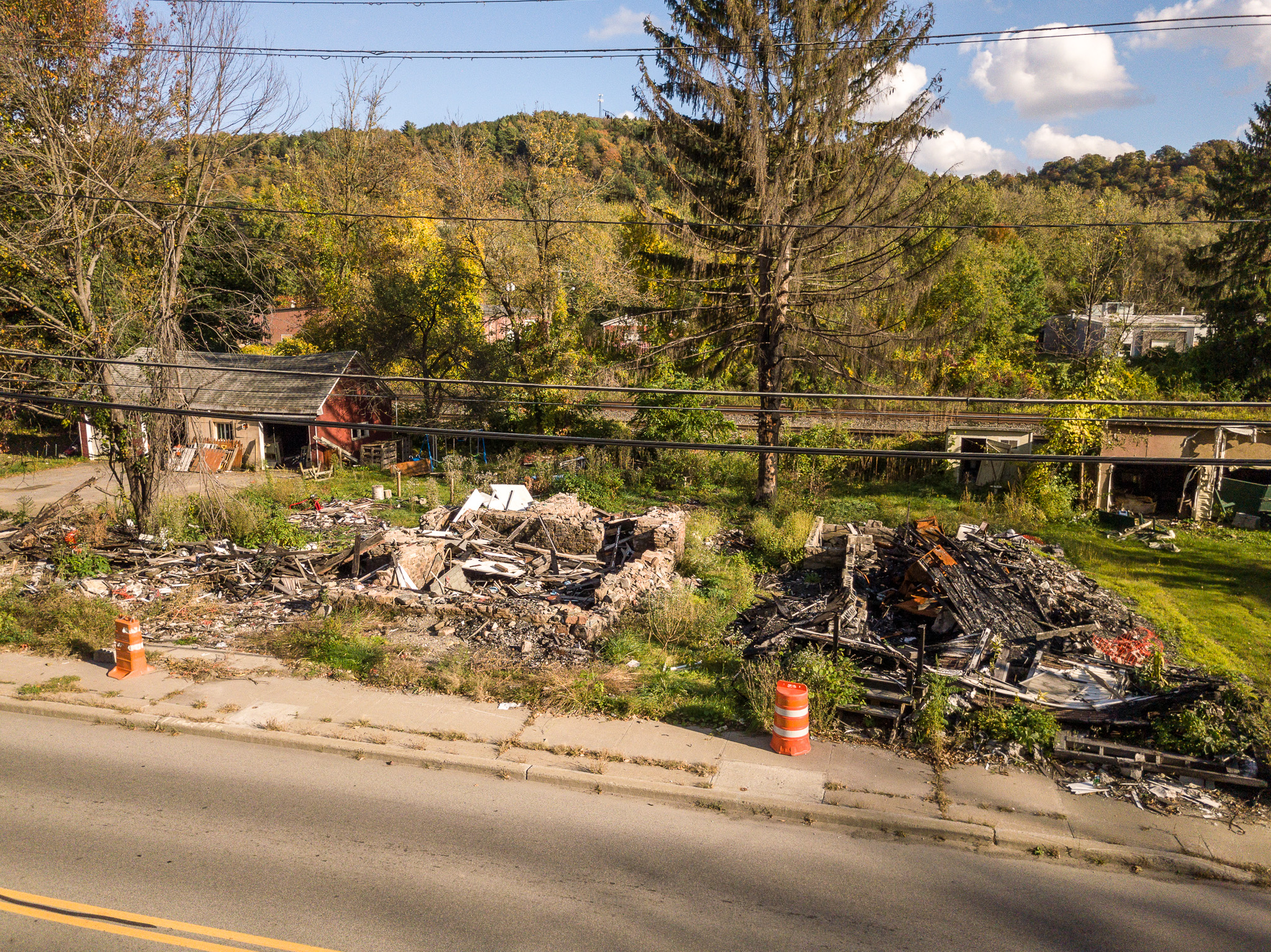 national grid pays 658 000 to settle 2018 gas explosion in little falls my little falls gas explosion in little falls