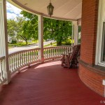 Porch Loan Burning Ceremony & Party at the Elks
