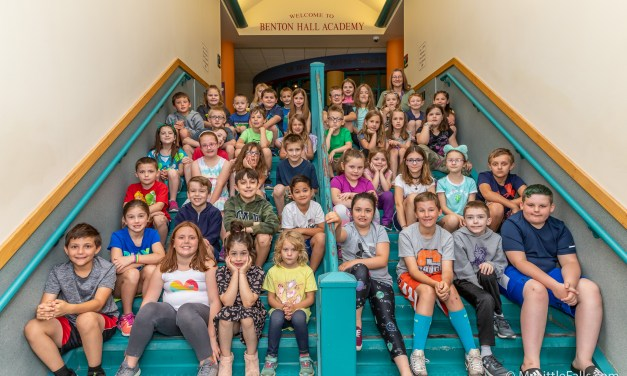 BHA 'Walk to School' participants win movie pass
