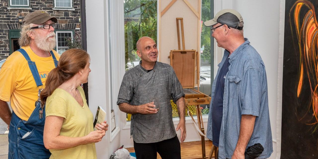 Art Door Gallery holds grand opening