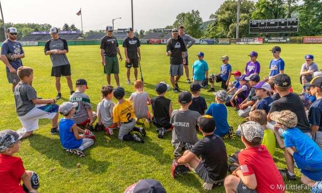 DiamondDawgs baseball camp brings out the kids