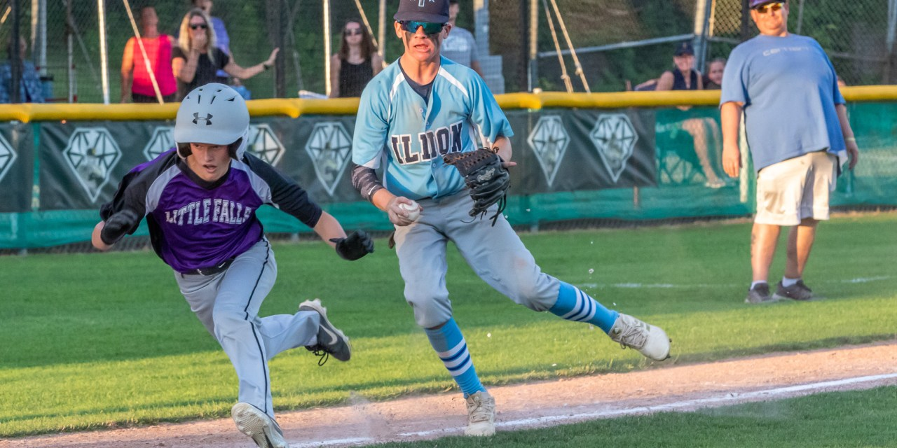 Little Falls Babe Ruth team wins championship game