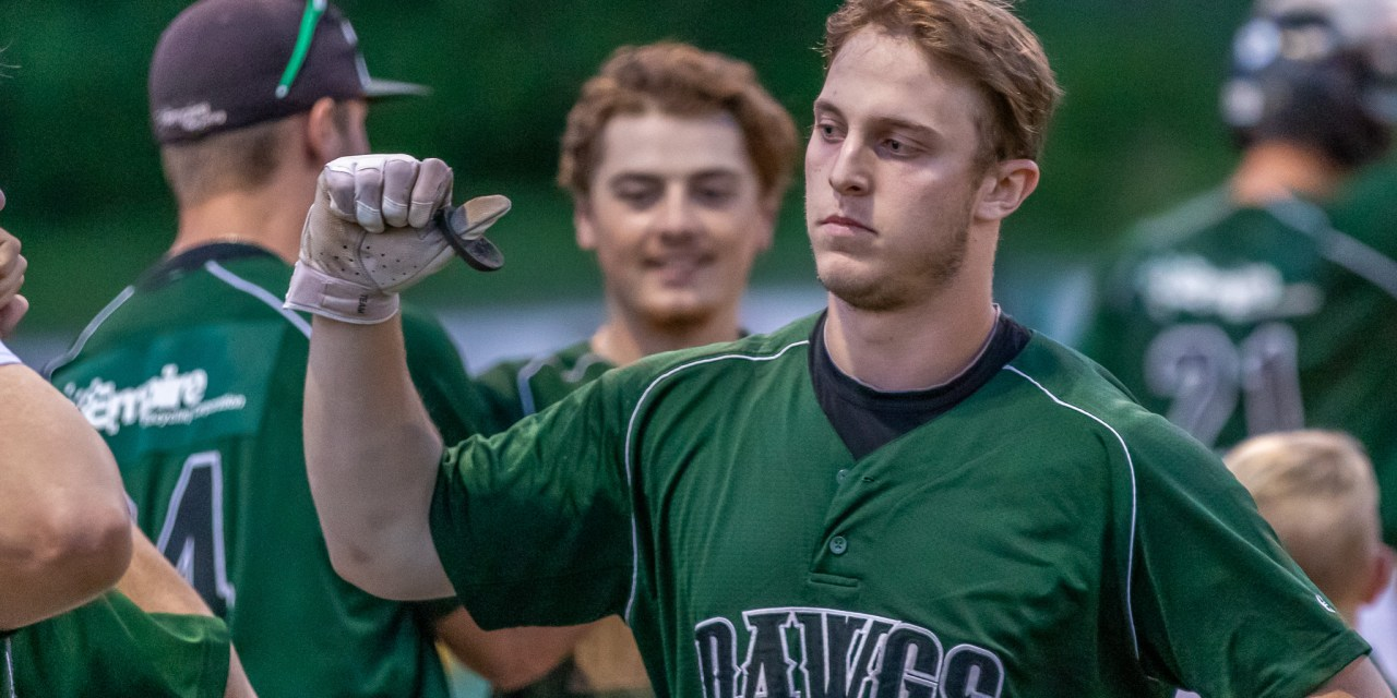 Dawgs, Dragons Score in Bunches; Mohawk Valley Escapes With 11-10 Win