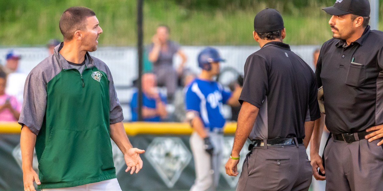 DeLeon's Two HR's Power Utica To Sweep of Mohawk Valley