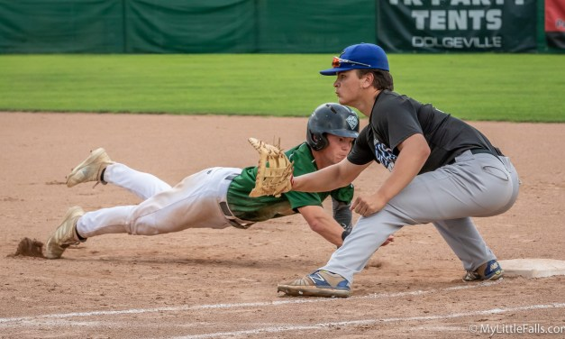 Dawgs Sweep Rapids, Push Watertown to Brink of Elimination