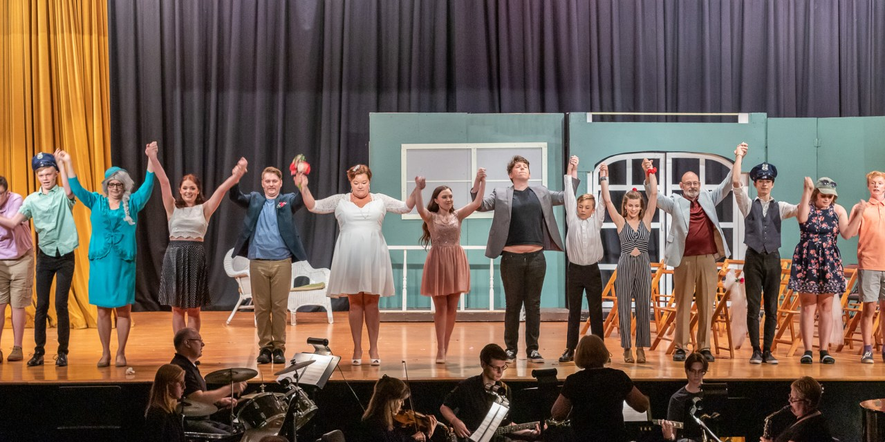 Freaky Friday performances draw standing ovations