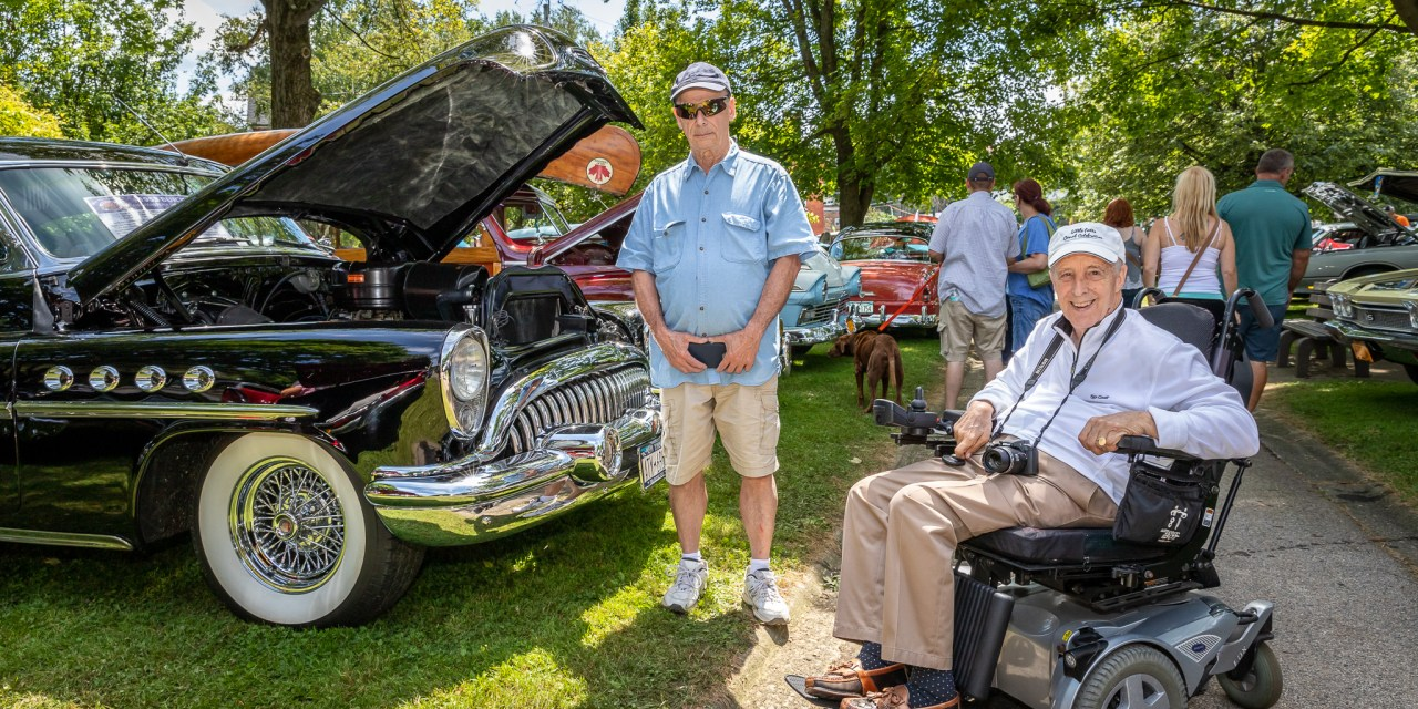 Canal Celebration – Day 5 – Cars, BBQ, Music and Fireworks