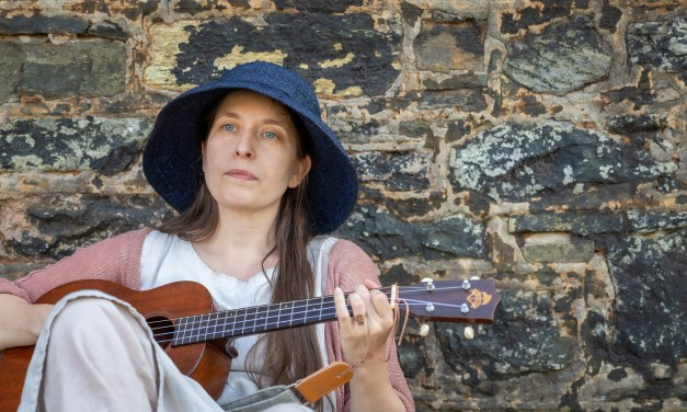 Return to Little Falls brings a song to her lips