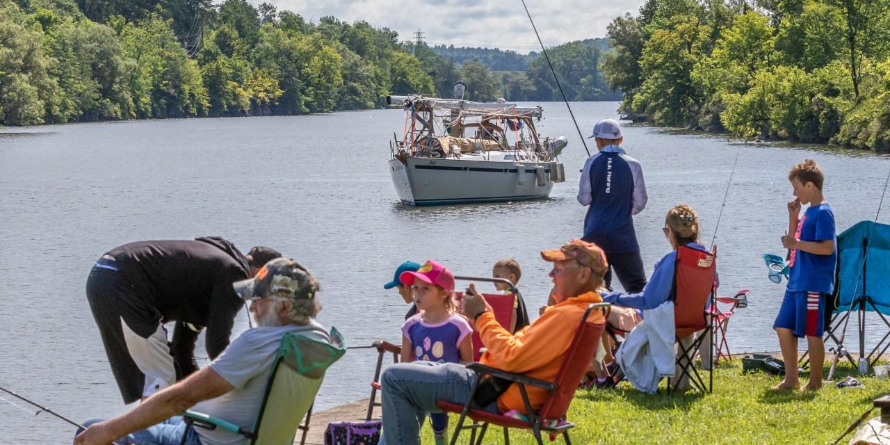 John Serow Memorial Kids Fishing Derby scheduled for Saturday