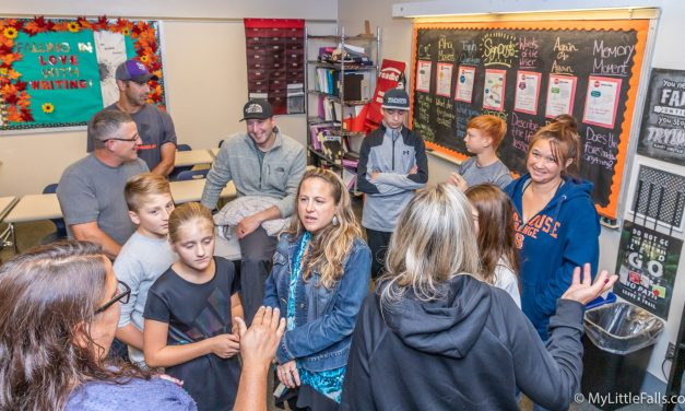 Middle School holds open house