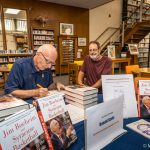 Staffo holds book signing events in town
