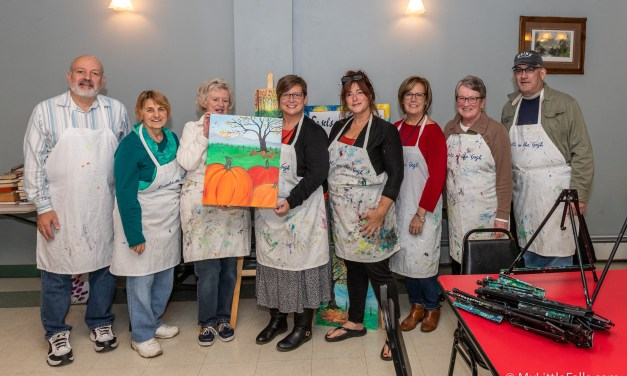 Community Outreach hosts last lunch and learn of the season