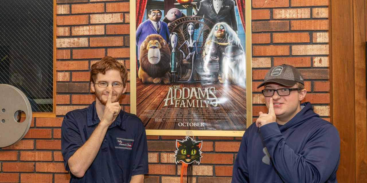 Movie reviews – done right here in Little Falls