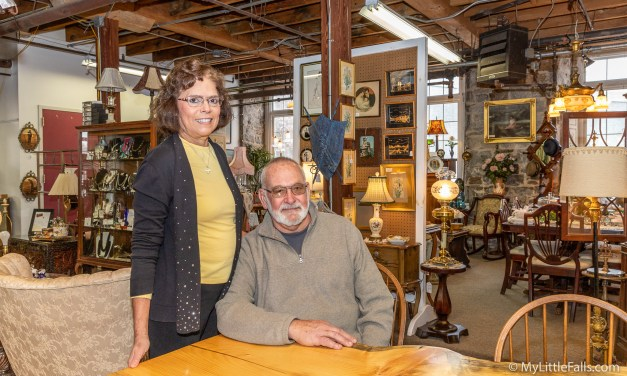 Antique Mall reopens after flood cleanup
