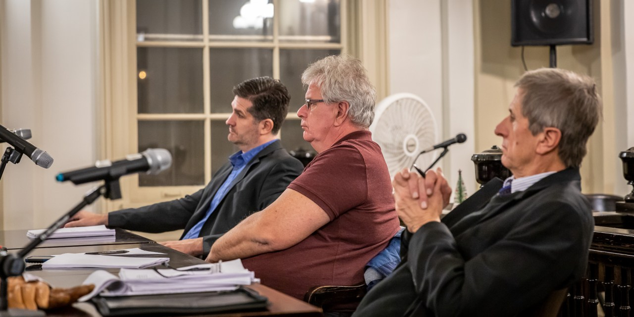 Common Council holds regular monthly meeting