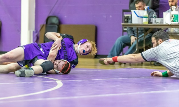 Little Falls Wrestlers take down Galway 35-21 in match