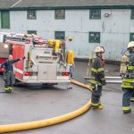 Little Falls Fire Department responds to fire at Twin Rivers Paper
