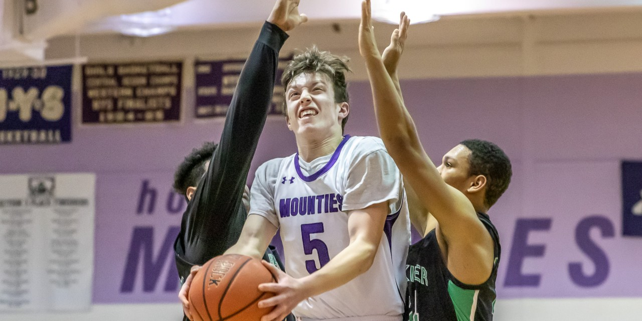Mounties come close to stealing the Magic