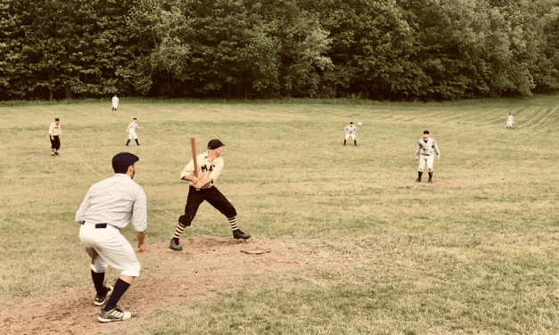 Vintage baseball returning to Little Falls during Canal Celebration