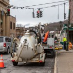 Road Work Report for the Week Beginning June 1, 2020