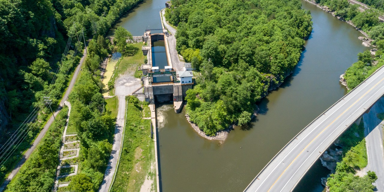 Lock 17 scheduled to open July 20th