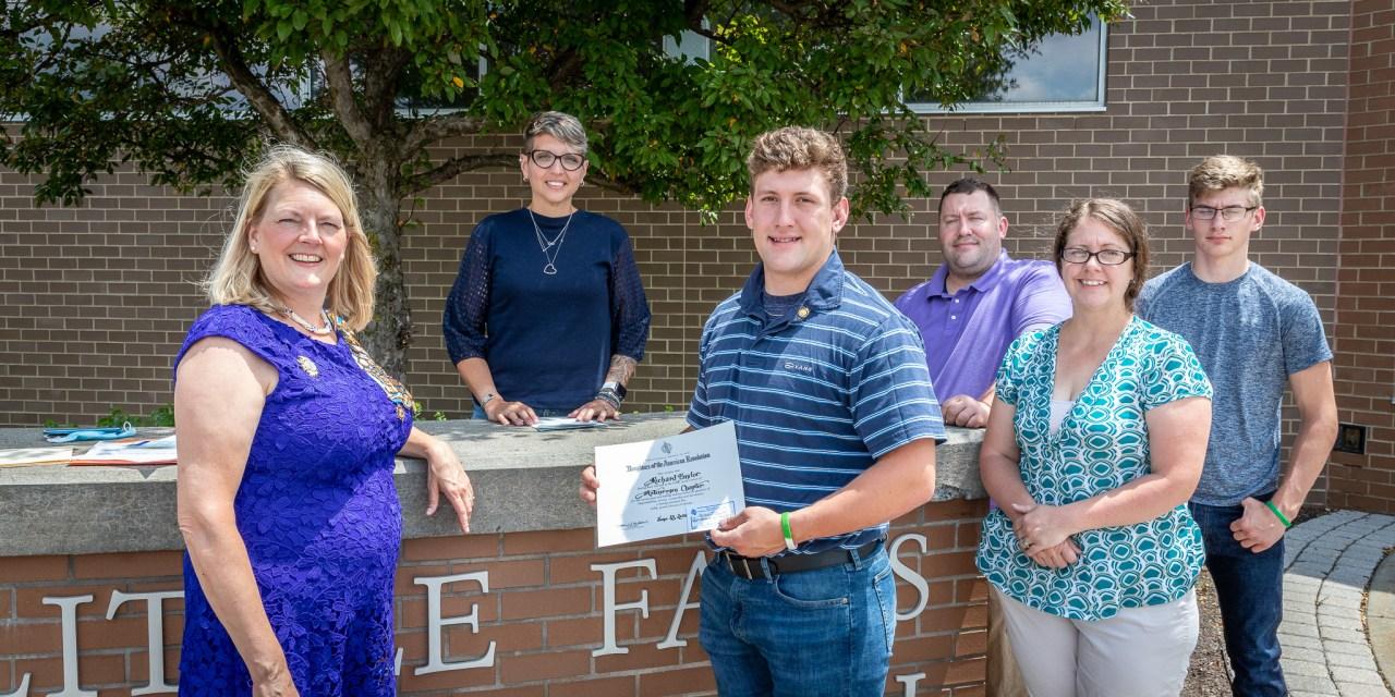 Baylor wins 'Good Citizen' award