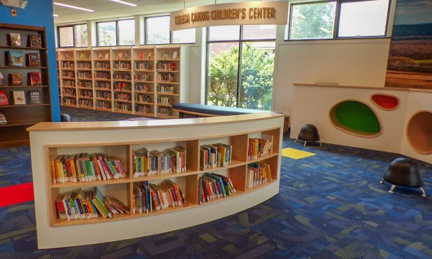 The Little Falls Public Library will re-open starting today, by appointment