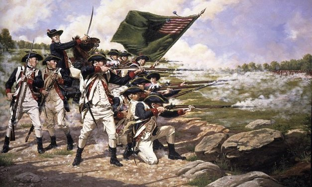 Revolutionary War class coming to the Little Falls Public Library