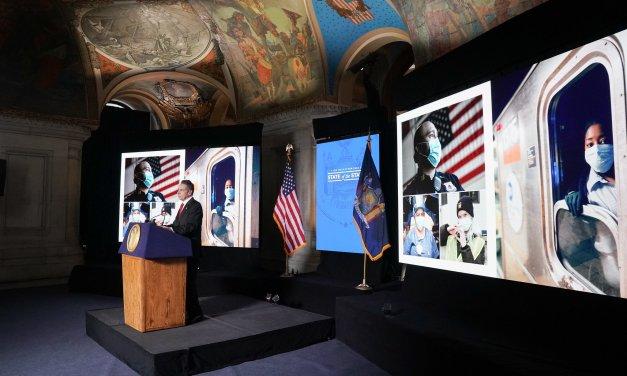 Governor outlines 2021 agenda