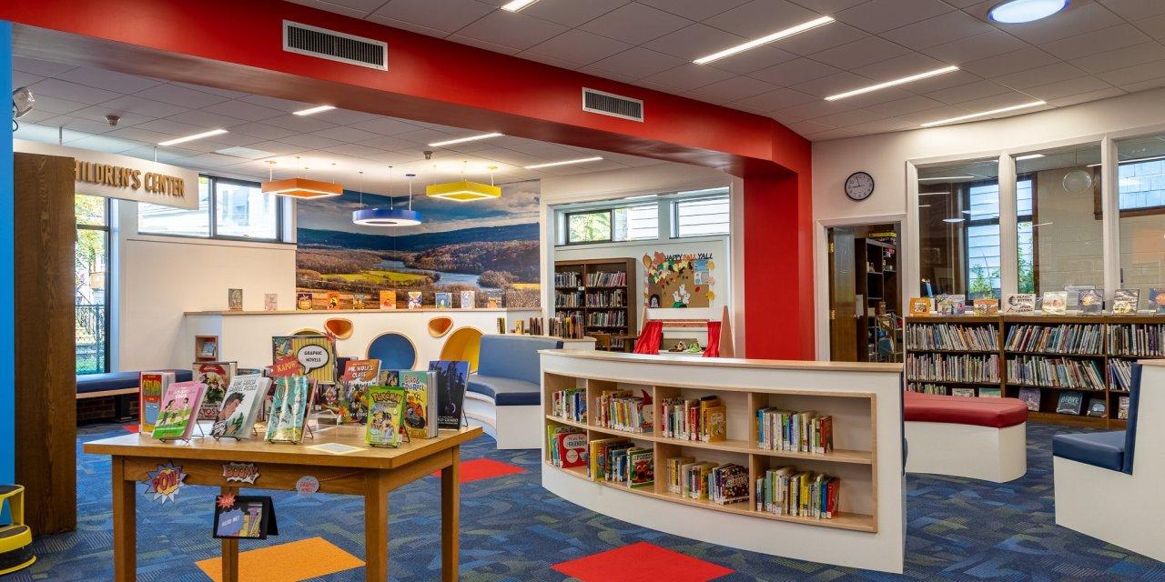Little Falls Public Library back open