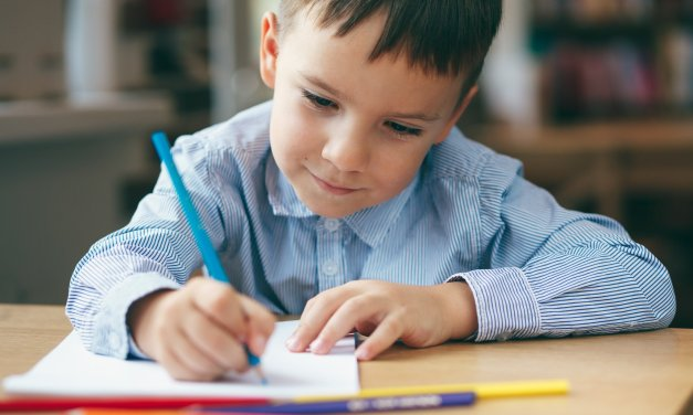 Creative writing for kids via Zoom