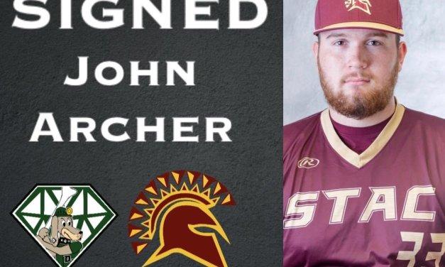 DiamonDawgs sign Archer