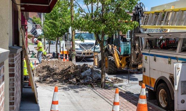 Road Work Report for the Week Beginning June 14, 2021