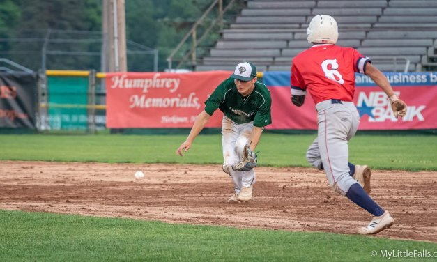 Doubledays Play Small-Ball To Rout Mohawk Valley