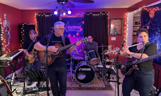 BarRoom Neon Project plans holiday shows