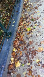 Brussel sidewalk
