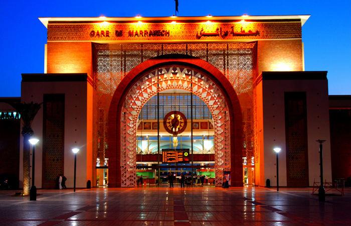 Gare De Marrakech Tarifs Arrives Et Dparts Trains Sur