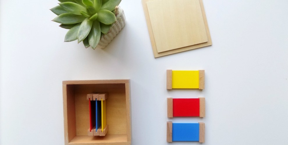 Montessori Inspired Toddler Activities: Primary Colours – My Little ...