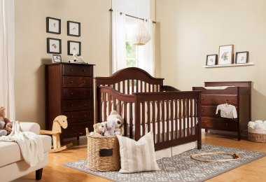 best baby convertible crib