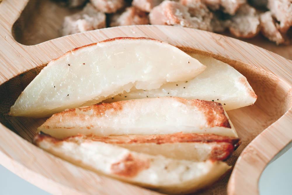 Receta de Patatas Fritas al Horno