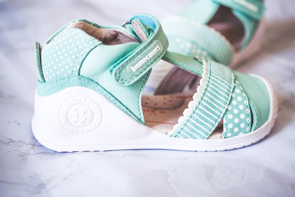 Zapatos para niños de Biomecanics