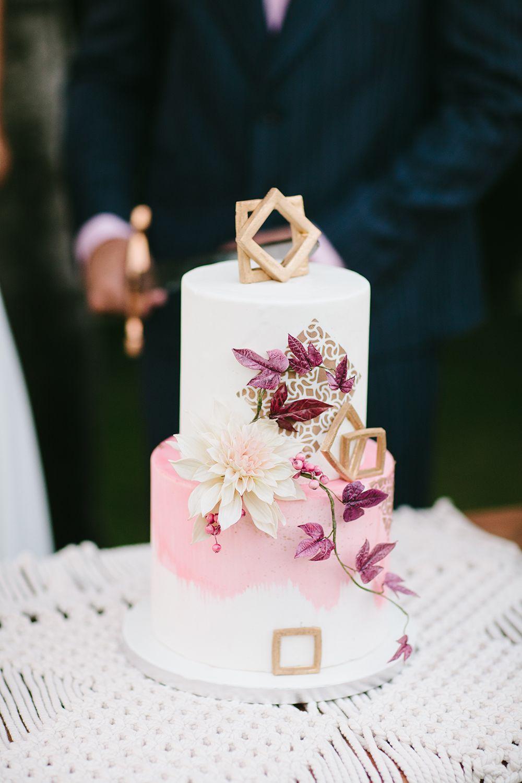 decoracion boda macrame