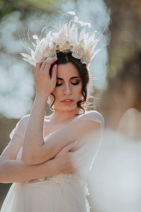 editorial boda tocados novia