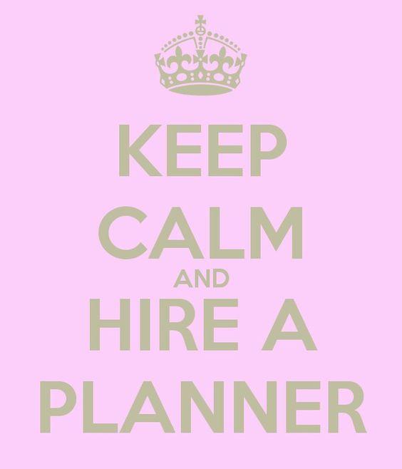 por que contratar un wedding planne