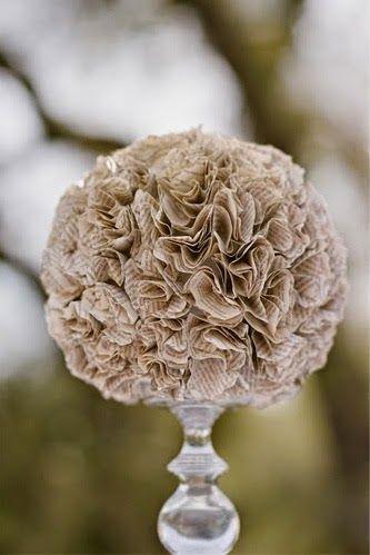 tutorial esfera decorativa boda