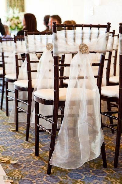 estilos sillas boda