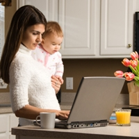 Cover letter of a Stay-at-Home Mom – getting back to work